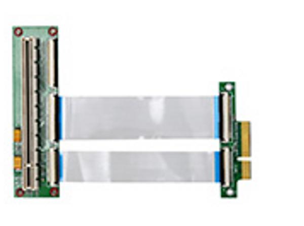 P23S-P27F  x16 - x4 (max. x4 lanes )(Extender Board)