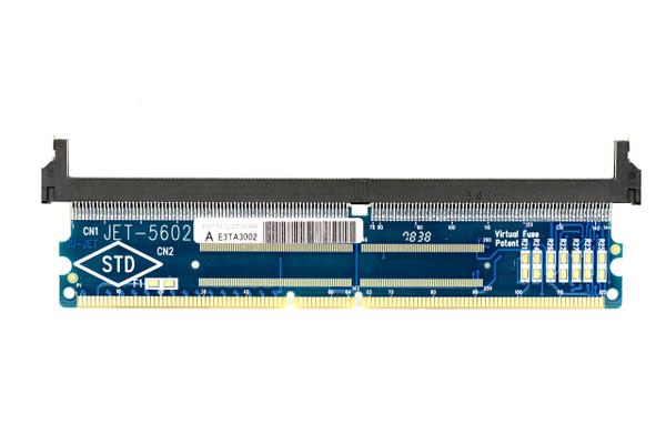 JET-5602BA (DDR4 SPD adapter using DDR3 DIMM SPD Programmer/Tester)