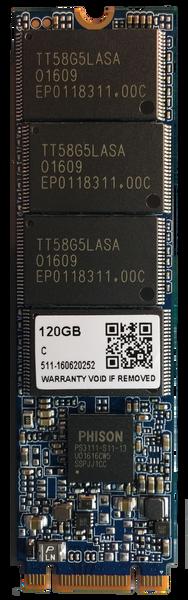 M.2 SATA 2280mm SSD [16GB-256GB] - Emperor 480
