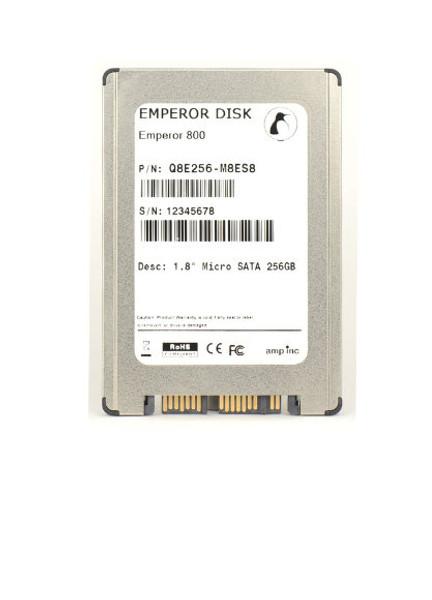 """Emperor 800 1.8"""" Micro SATA SSD 8GB- 256GB"""