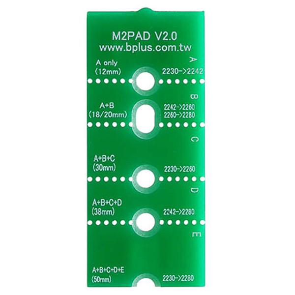 M2PAD V2.0 (M.2 Bracket)