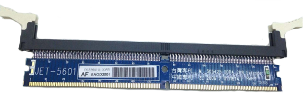 JET-5601AF - DDR4 DIMM to DIMM Adapter with Long Ear