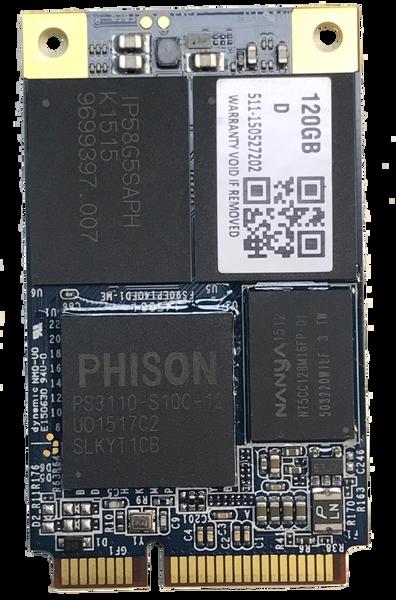 Phison mSATA SSD 120GB MLC