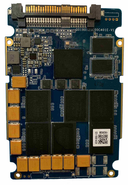 Enterprise Class High Endurance U.2 PCIe Gen3x4 NVMe SSD