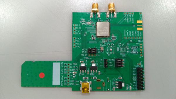 AP6398S-EVB EVB board