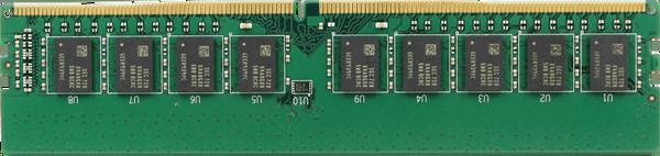 DDR4 UDIMM w/ECC 2133Mbps/ 2400Mbps/ 2666Mbps