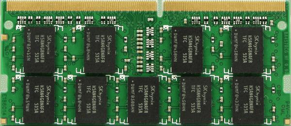 DDR4 SODIMM w/ ECC 2133Mbps/ 2400Mbps/ 2666Mbps