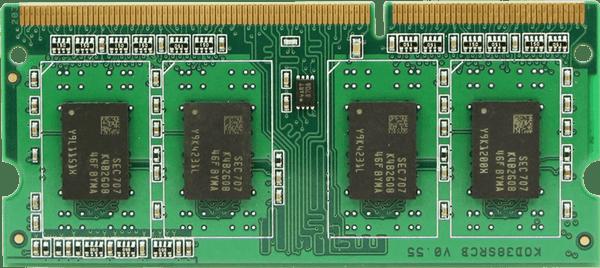 DDR3 SODIMM 1333Mbps/1600Mbps/ 1866Mbps