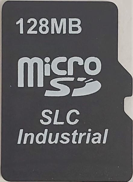 128MB microSD SLC Industrial Temp