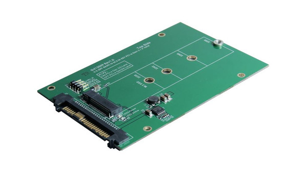 U.2 (SFF-8639) to M.2 PCIe I/F SSD Adapter