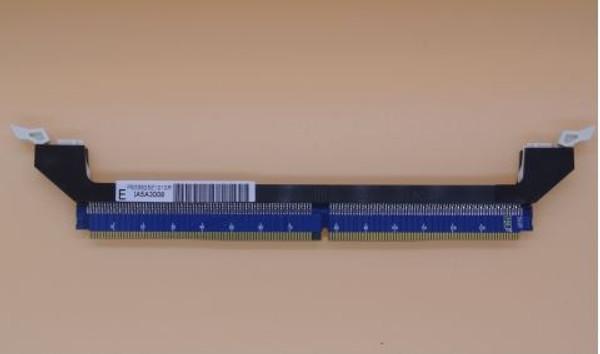 JET-5625E Straight DDR4 DIMM extender for ECC