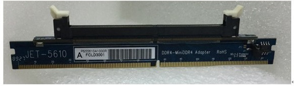 JET-5610A DDR4 Mini DIMM to DDR4 DIMM adapter