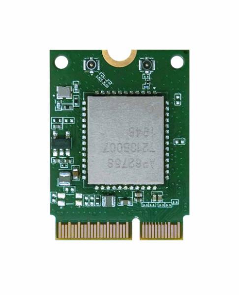 WNFB-266AXI(BT) 802.11ax/ac/a/b/g/n Industrial Grade, WiFi SDIO+Bluetooth 5.0 Combo, M.2 2230 (KEY E) Module(WiFi 6), 2T2R