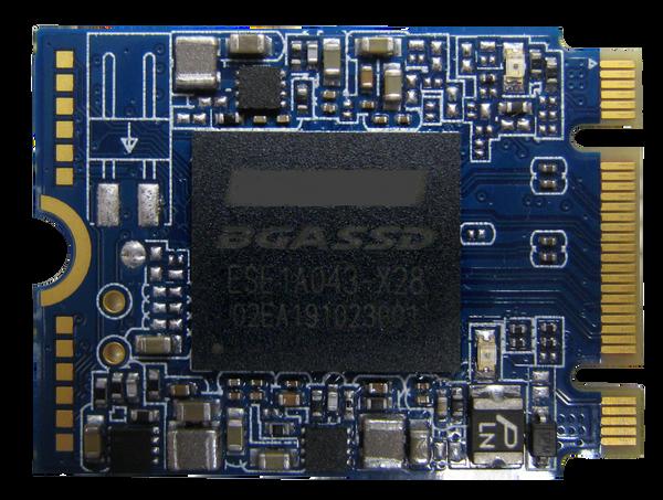 Industrial Grade M.2 PCIe NVMe 2230 Card
