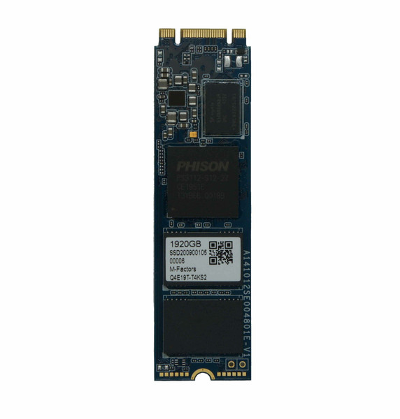 FIPS140-2 COMPLIANT M.2 2280 SATA 128GB-2048GB COMMERCIAL TEMP