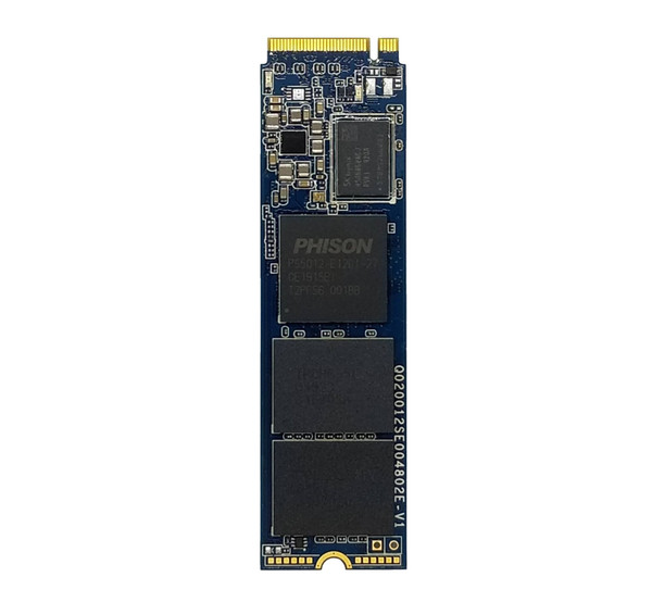 FIPS140-2 COMPLIANT M.2 2280 NVMe 256GB-2048GB COMMERCIAL TEMP