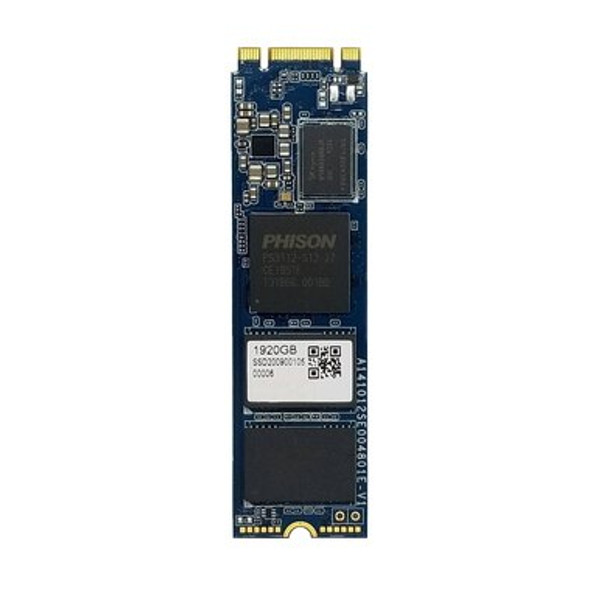 M.2 SATA 2280 High Sustained Write Industrial Grade 240GB - 2TB