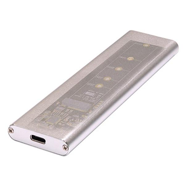 U31M2C M.2 PCIe NVMe SSD to USB3.1 Gen 2 Type-C Adapter