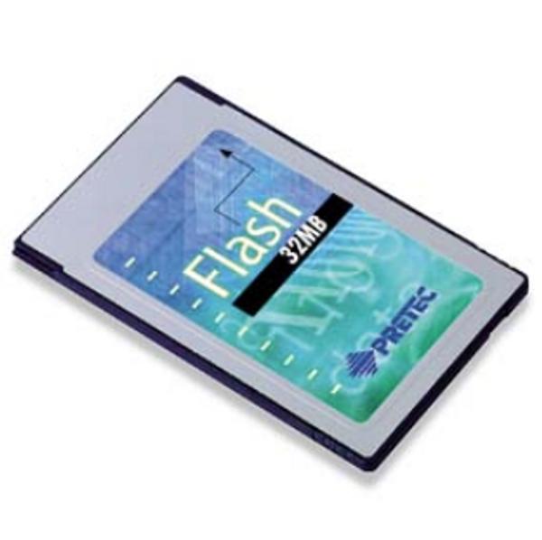 PRETEC PCMCIA LINEAR FLASH CARD