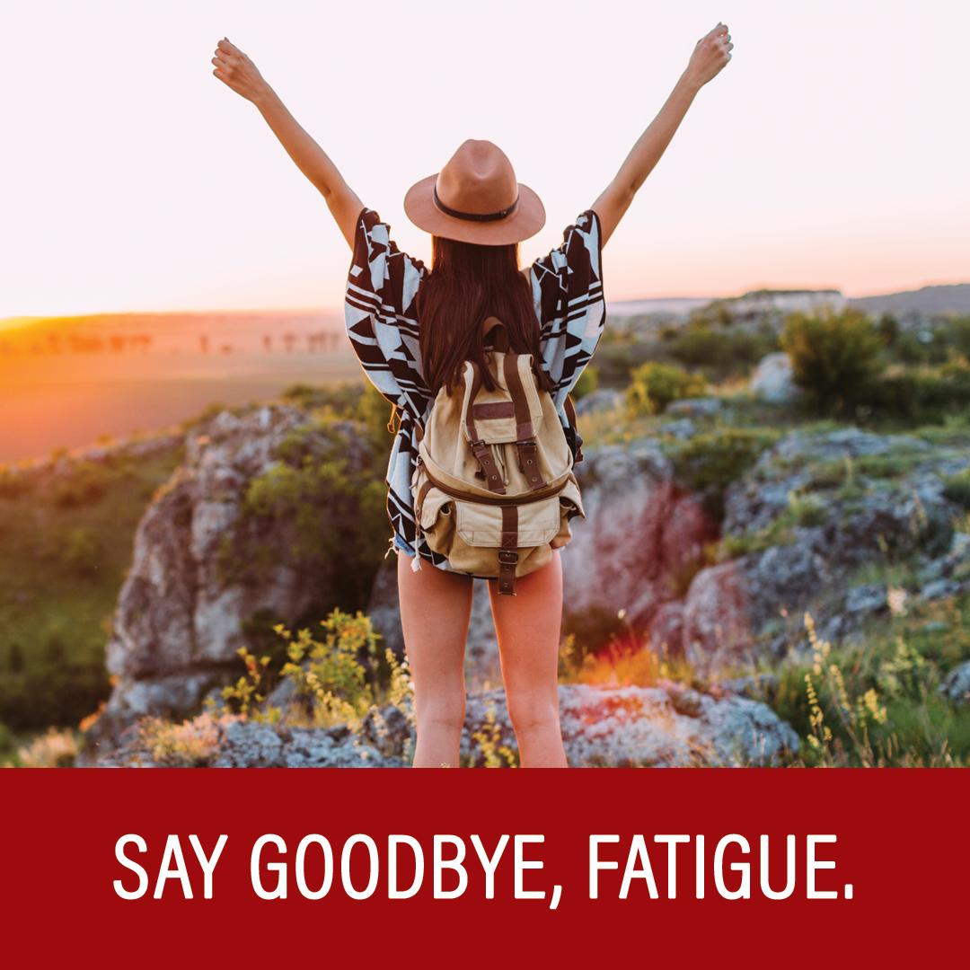 Say Goodbye, Fatigue
