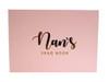 Nan's Baby Girl Brag Book Photo Album