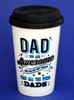 Dad Your Are Awesome Travel Coffee Mug