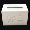 Our Wedding Wishing Well Card Holder