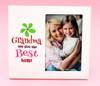 Grandma Best Hugs Photo Frame