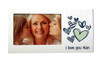 I Love You Nan Heart Photo Frame