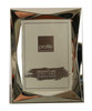 Silver Plated Romanzo 5 x7 in Photo Frame