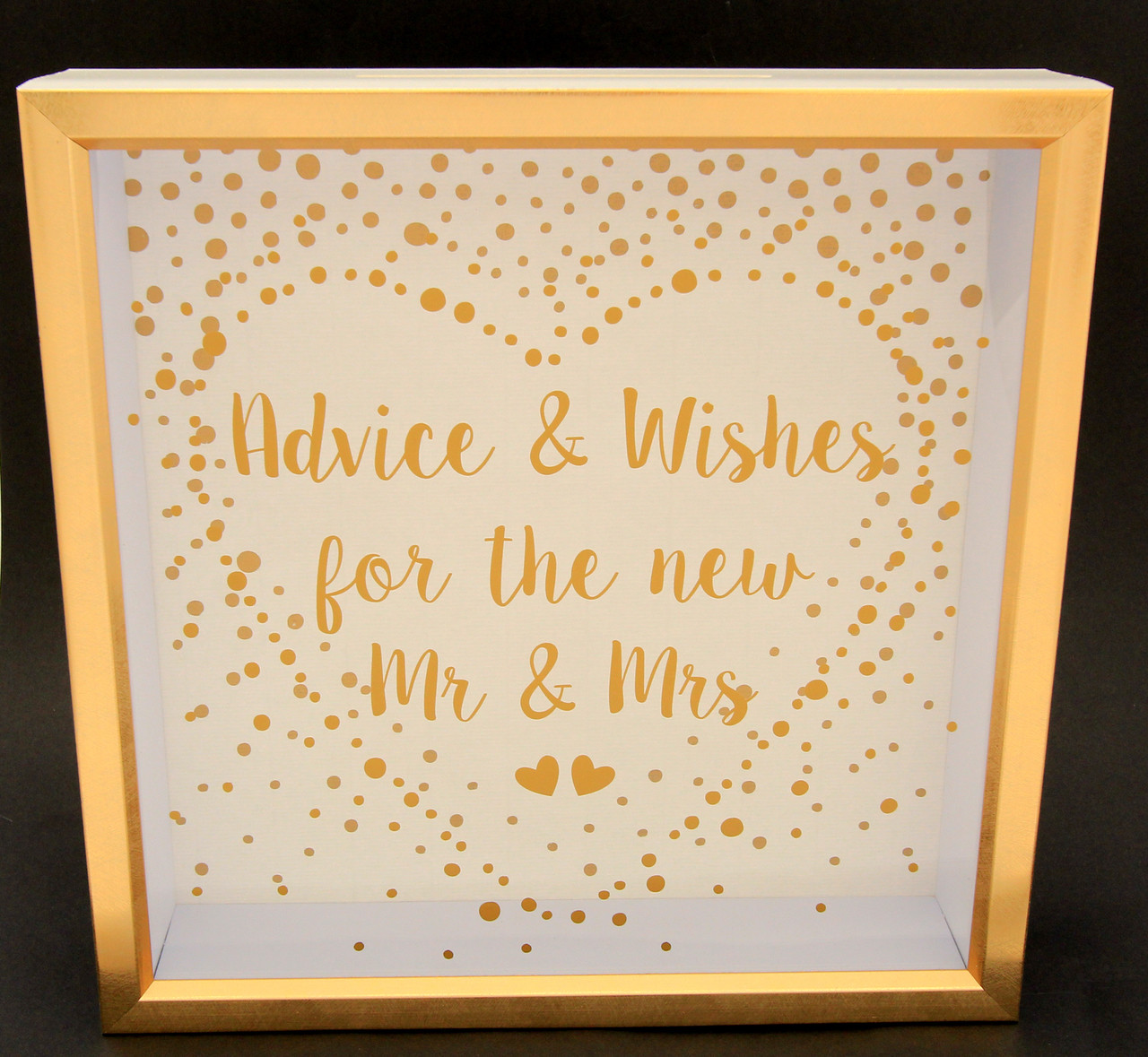 Wedding Card Wishes.Advice And Wishes Wedding Card Box Beautiful Frames