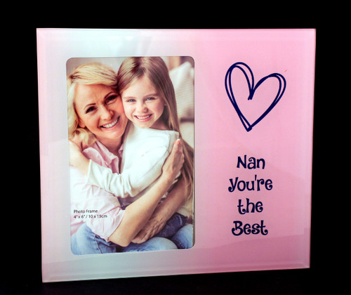 Nanna You're the Best Photo Frame