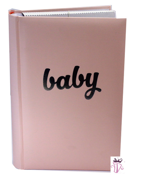 Baby  Girl  300 Slip In Photo Album