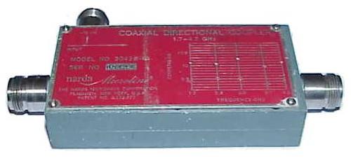 Narda Microwave 3043B-10 dB Directional Coupler