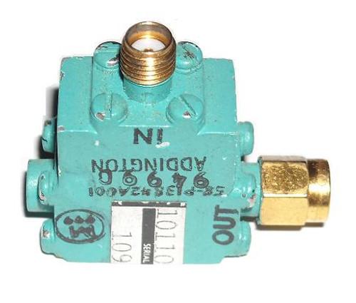 Addington Labs 101100819 - Rf Coaxial Isolator