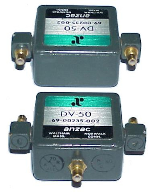 Anzac DV-50 - 2-Way Power Divider