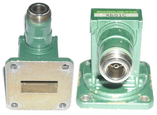 Microlab / FXR X601C - WR90 to N-Female Waveguide Adapter