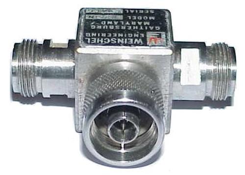 Weinschel Model 1506N - 2-Way Resistive Power Divider
