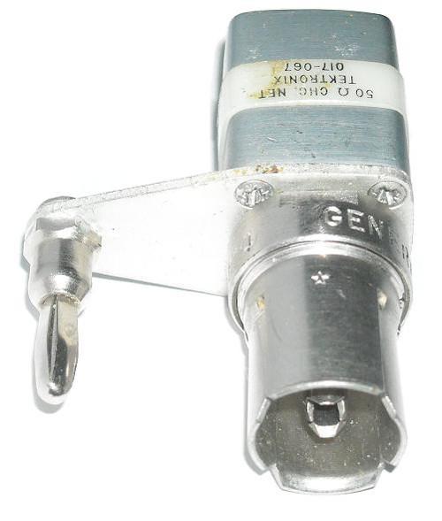 Tektronix 017-067 - GR-874 50-Ohm Charging Network Termination