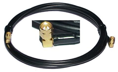 """92"""" Long - SMA-Male to SMA-Male LMR195 Coaxial Cable"""