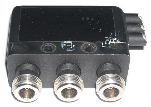 Transco SPDT Coaxial Switch N Connectors 28 VDC