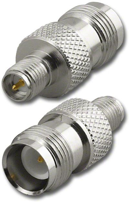 RP-SMA-Female to RP-TNC Coaxial Adapter RFA-8891
