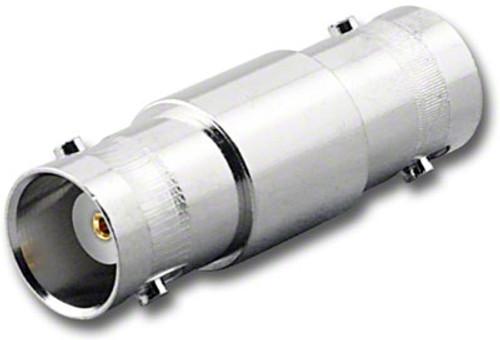 BNC Double Female Barrel Coaxial Adapter