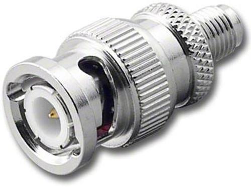 BNC-Male to SMA-Female Coaxial Adapter RFA-8383