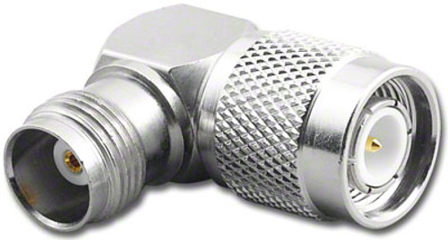 TNC M/F Right Angle Elbow Coaxial Adapter TNC-7406