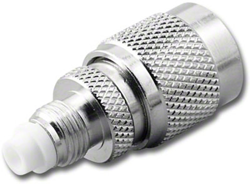 TNC-Male to FME-Female Coaxial Adapter Connector RFA-8453