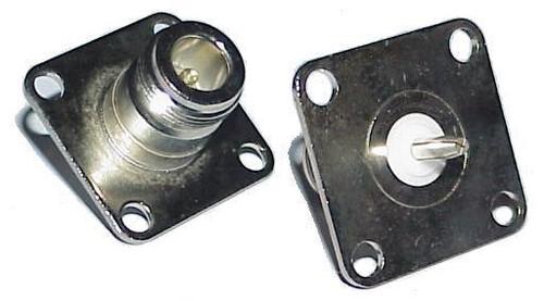 TPS-1230 N-Female QC Connector for Bird 43 Wattmeter & Loads