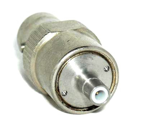 Mil-Spec Grade - BNC-Female to SMB-Jack Male Coaxial Adapter