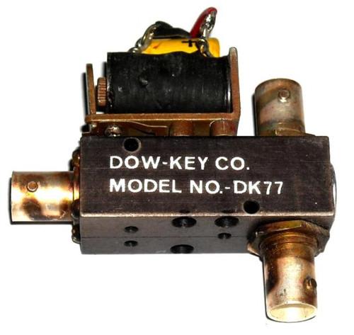 Dow-KEY DK77 | RF Coaxial Relay | SPST