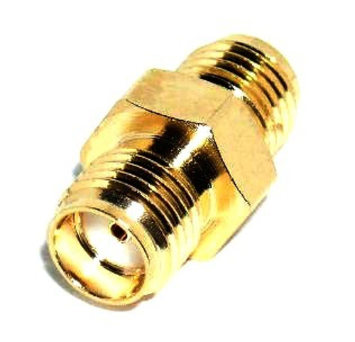 SMA-Female to SMA-Female Coaxial Adapter Connector